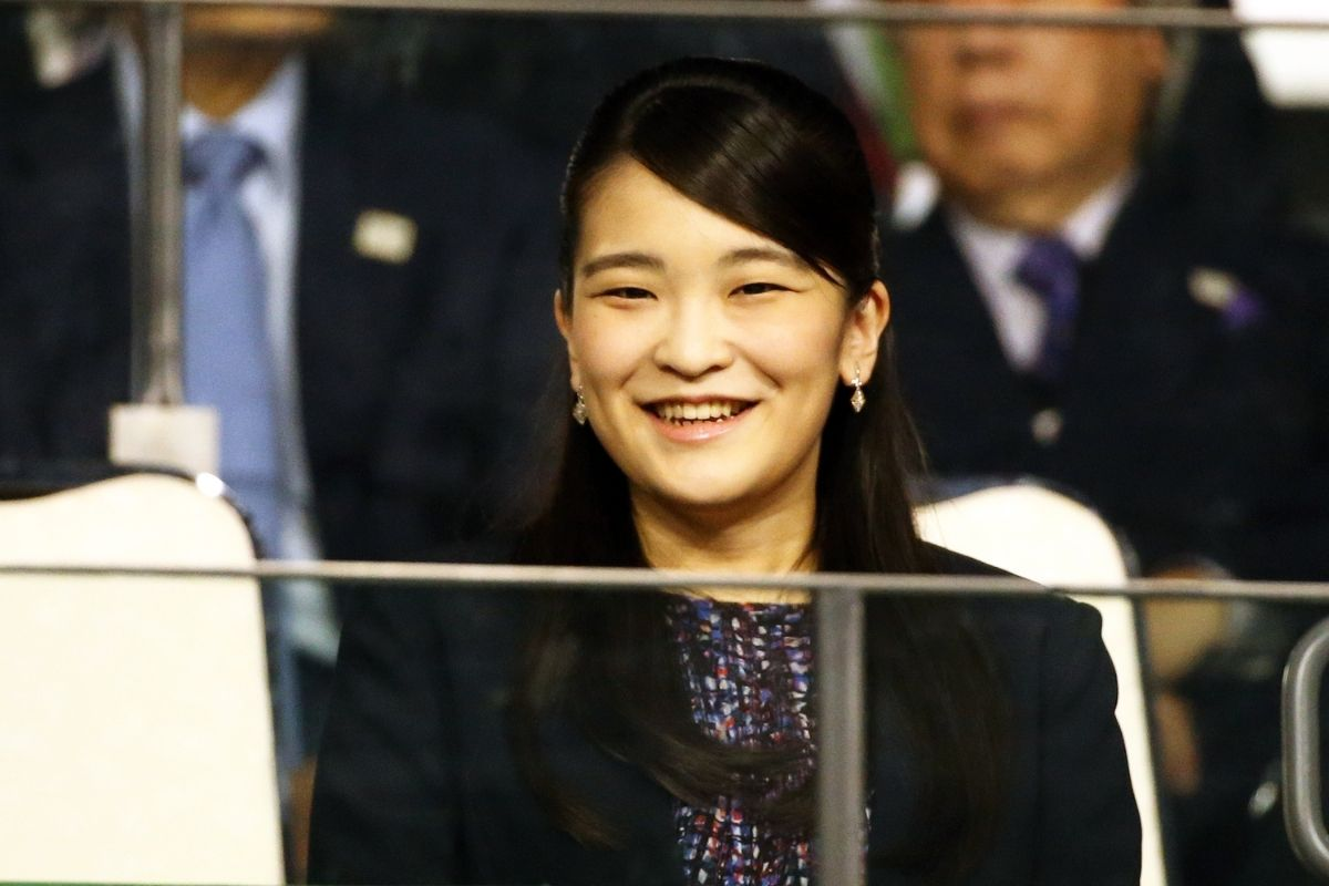 Princesa japonesa vai abandonar título ao casar com plebeu