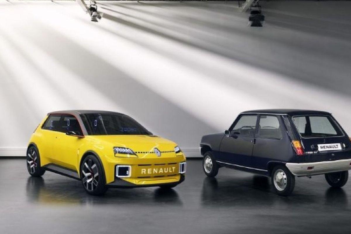 Renault 4ever, a variante aventureira dos próximos R4 e R5