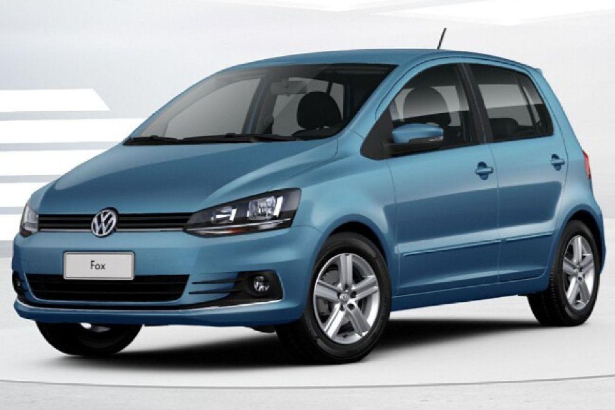 Volkswagen Fox se despede do mercado após 18 anos